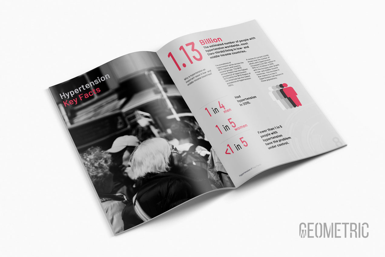 Brochure Layout Designs for Pharma, Medical & Scientific Communications