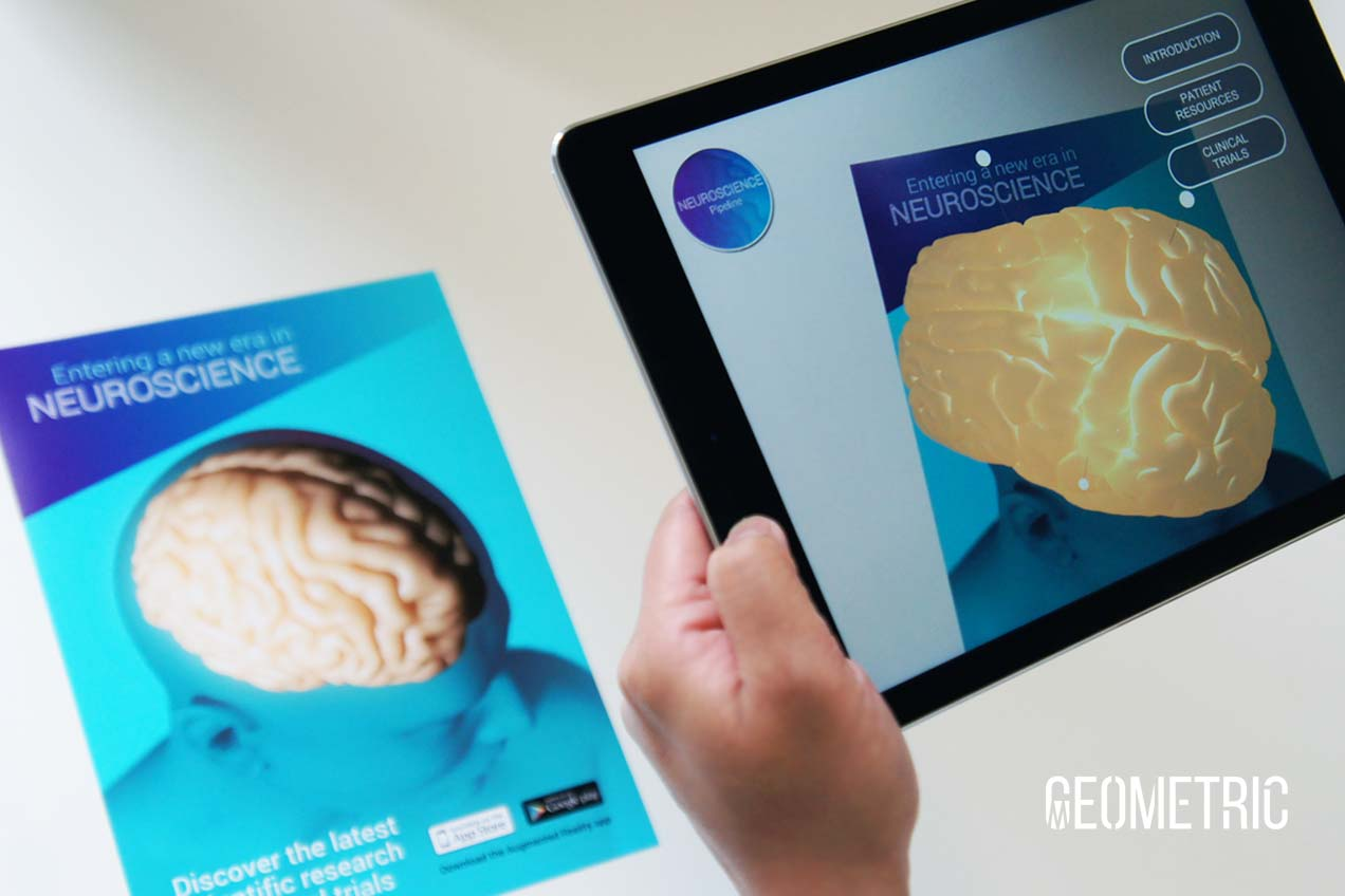 Augmented Reality by Geometric Medical