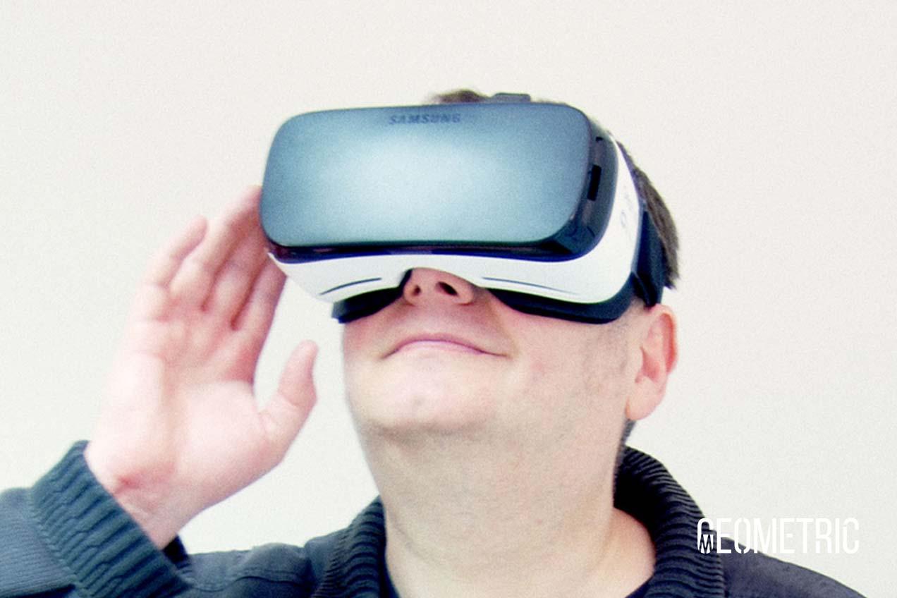 Virtual Reality Animation by Geometric